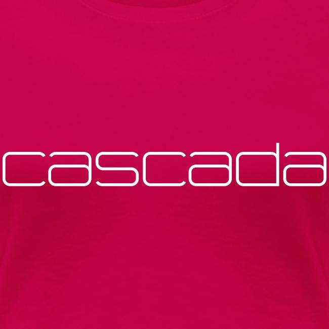 CASCADA FONT WHITE