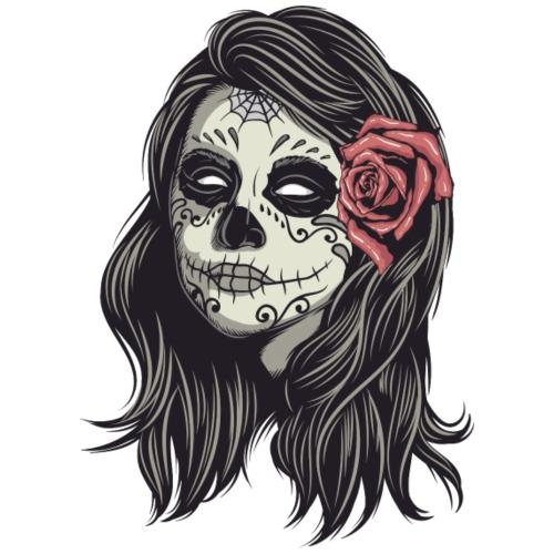 Mujer Mexicana - Camiseta premium mujer