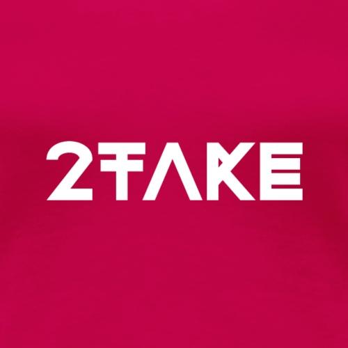 2Take - Frauen Premium T-Shirt
