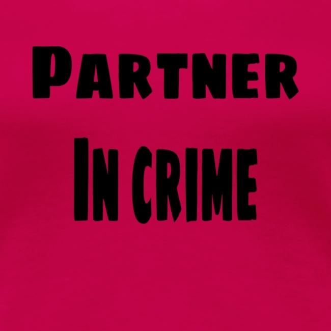 Partner in crime black