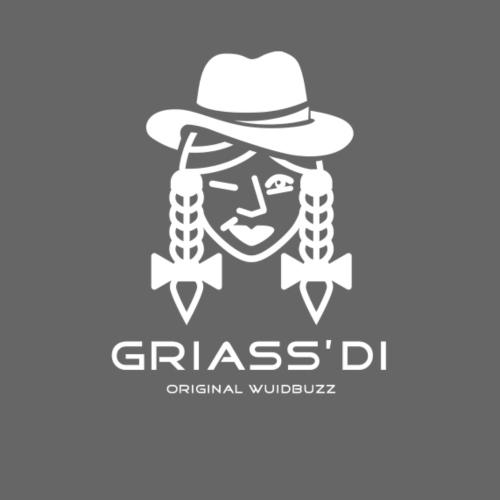 WUIDBUZZ | Griass di | Frauensache - Frauen Premium T-Shirt