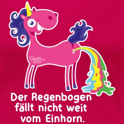 regenbogenspr - Frauen Premium T-Shirt