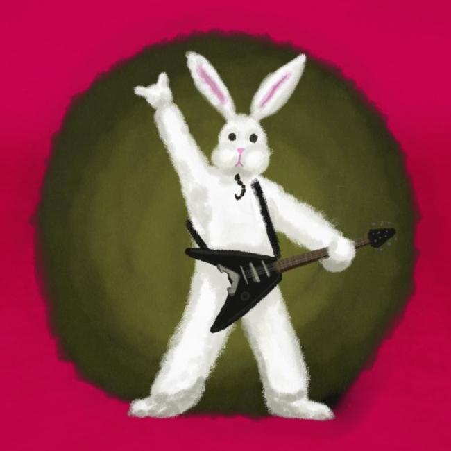 Metal Bunny