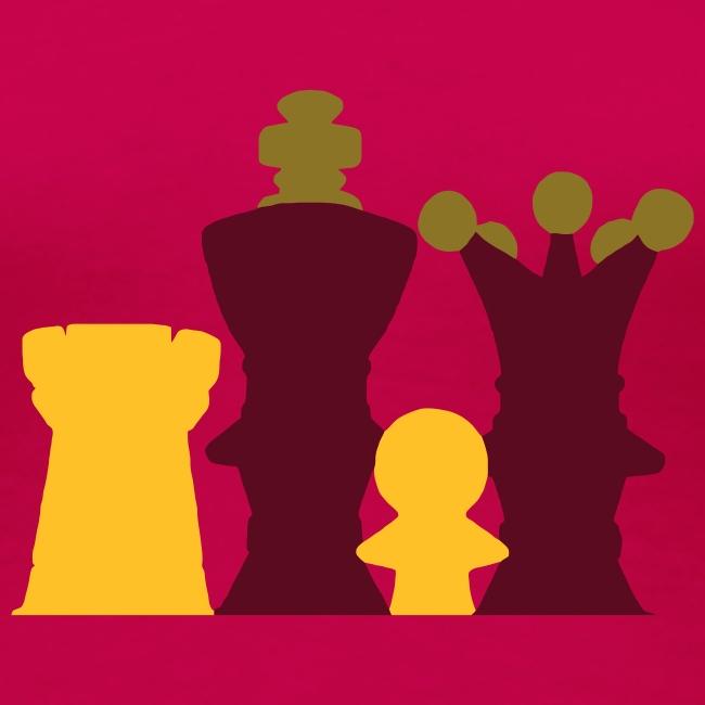 Figurengruppe 3Farben