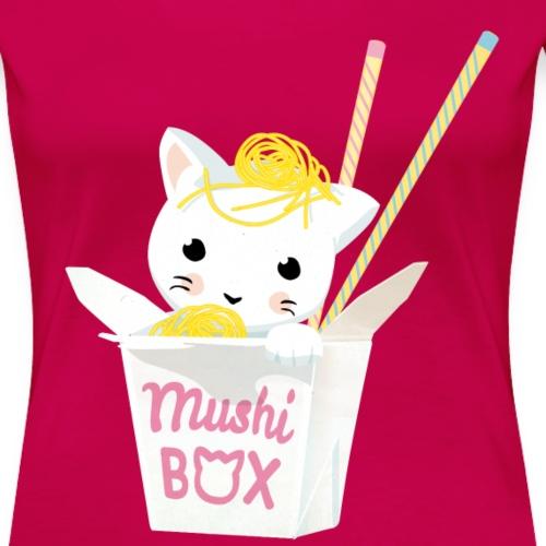 mushibox - Frauen Premium T-Shirt