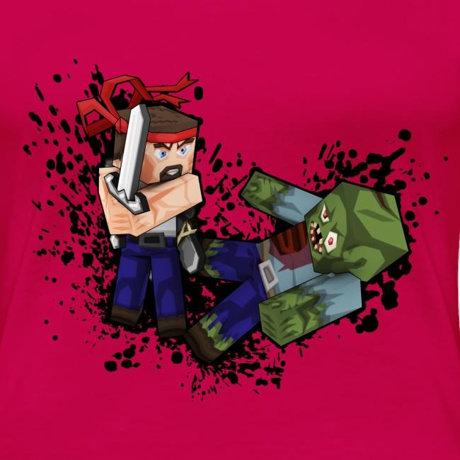 Hero vs Zombie no blood