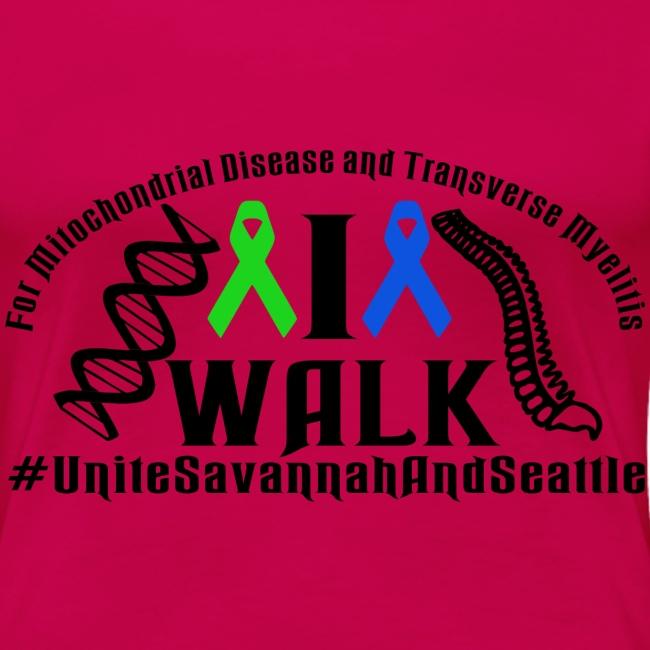 walk ribbons