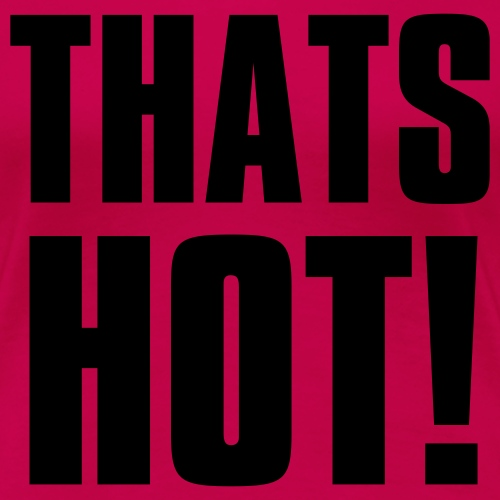 paristhatshot - Maglietta Premium da donna