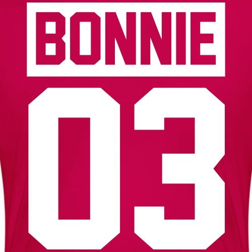 BONNIE PartnerShirt - Frauen Premium T-Shirt