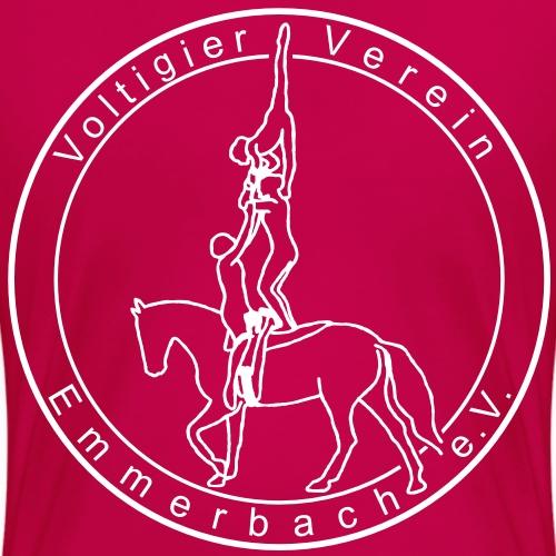 logo voltigierverein wichtig - Frauen Premium T-Shirt