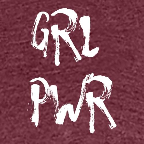 Mädchen macht - Frauen Premium T-Shirt