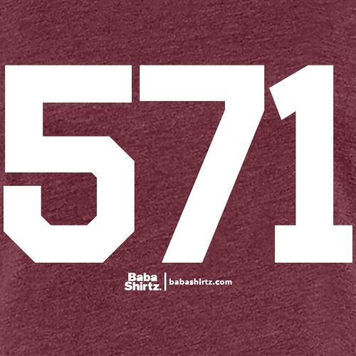 571 - Frauen Premium T-Shirt