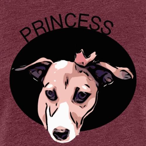 princess black - Frauen Premium T-Shirt