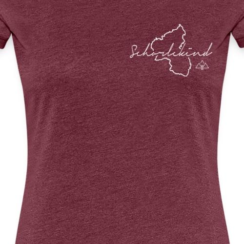 Frauen Schorlekind Pfalz - Frauen Premium T-Shirt