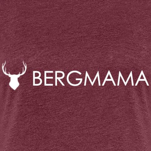 Bergmama - Frauen Premium T-Shirt