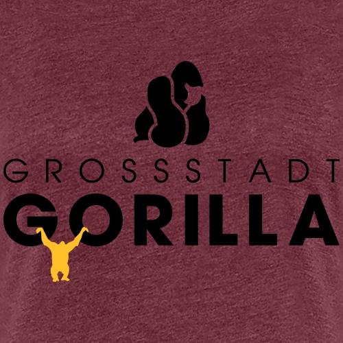 Großstadt Gorilla