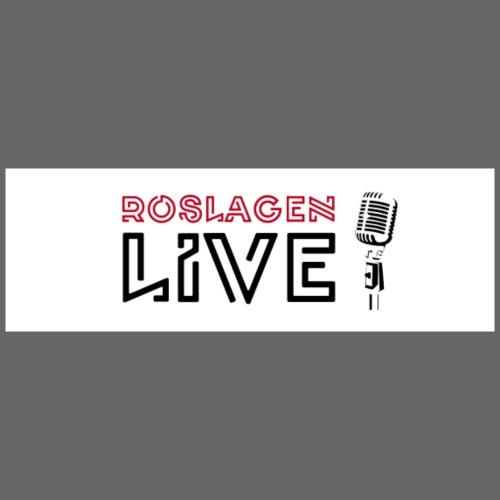 Roslagen Live - Premium-T-shirt dam
