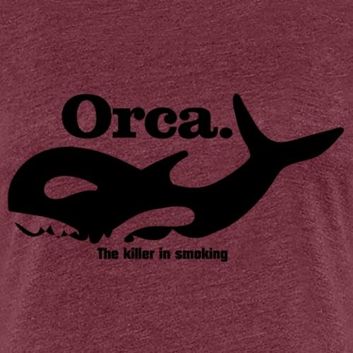 Orka - Frauen Premium T-Shirt