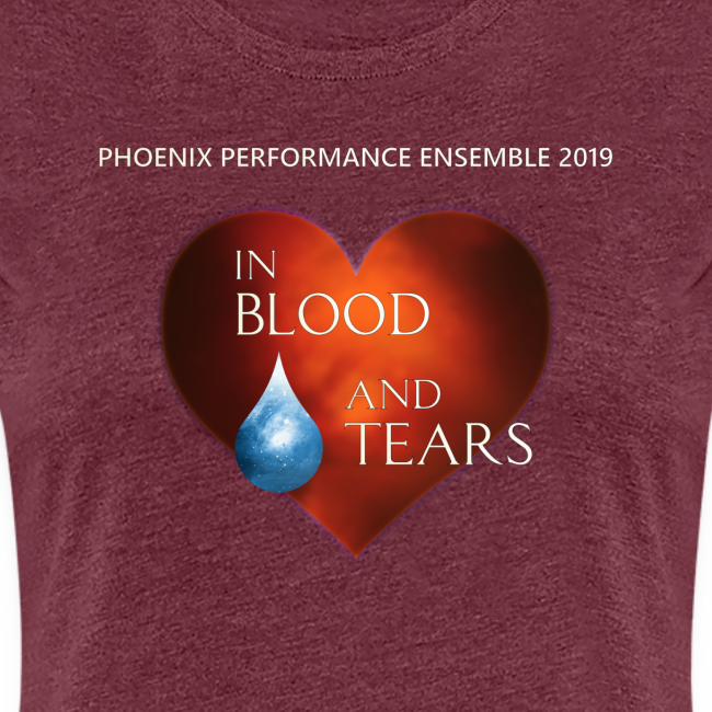Phoenix 2019: in Blood and Tears | Saison-T-Shirt
