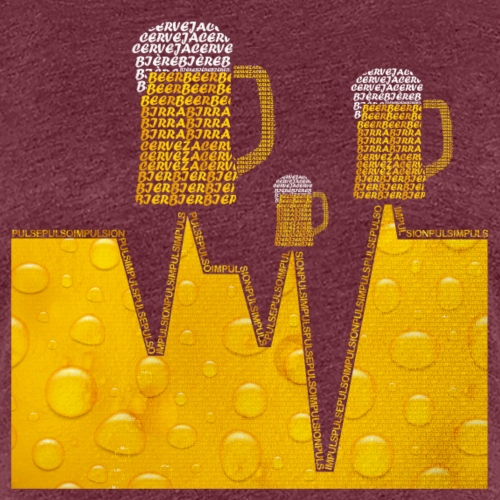 Cerveza Internacional V3 Color V4 - Camiseta premium mujer