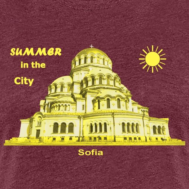 Summer Sofia Bulgarien City