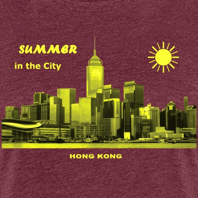 Summer in the City Hongkong Hong Kong