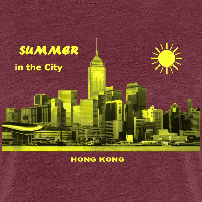 Summer in the City Hongkong Hong Kong