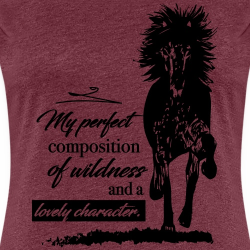 Icelandic Horse – My perfect composition