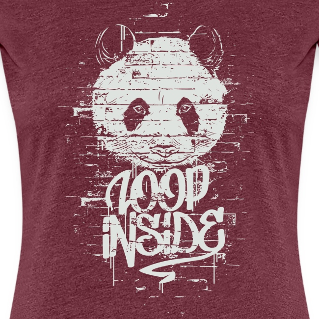 Graffiti Panda Inside