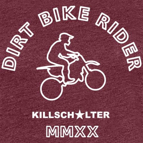 DIRT BIKE RIDER MMXX we 0DR02 - Women's Premium T-Shirt