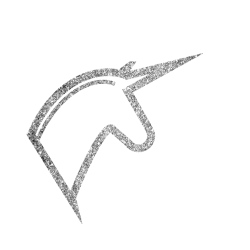 Glitzer horsesenvogue Logo - Frauen Premium T-Shirt