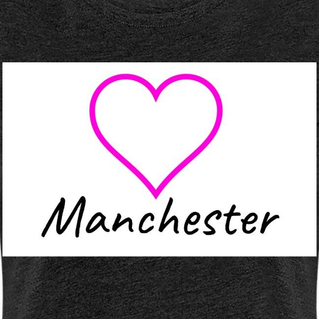 Love Mcr Pink