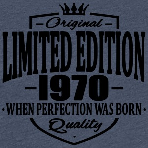 Limited edition 1970 - Vrouwen Premium T-shirt