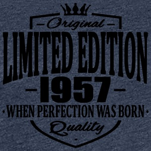 Limited edition 1957 - Vrouwen Premium T-shirt