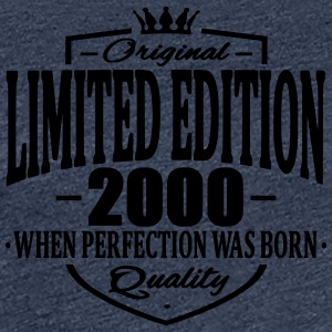 Limited edition 2000 - Women's Premium T-Shirt