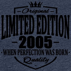 Limited edition 2005 - Women's Premium T-Shirt
