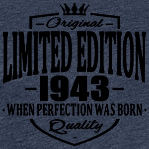 Limited edition 1943 - Vrouwen Premium T-shirt