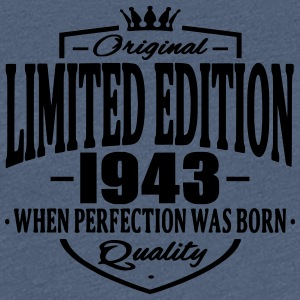 Limited edition 1943 - Women's Premium T-Shirt