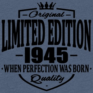 Limited edition 1945 - Vrouwen Premium T-shirt