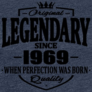 Legendary since 1969 - Women's Premium T-Shirt