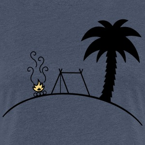 island feeling - Women's Premium T-Shirt