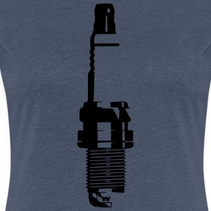 the spark plugs - Women's Premium T-Shirt