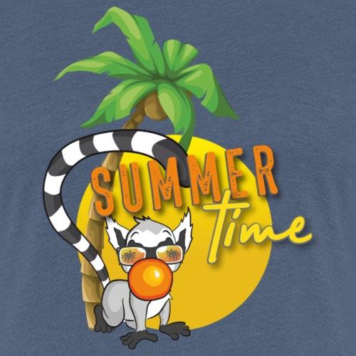 Lemur - Frauen Premium T-Shirt