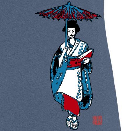 Geisha - Frauen Premium T-Shirt