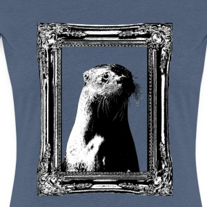 Historic Otter - Frauen Premium T-Shirt