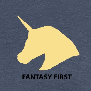 Fantasy first - Women's Premium T-Shirt