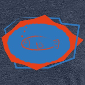 FISH LINEN - Women's Premium T-Shirt