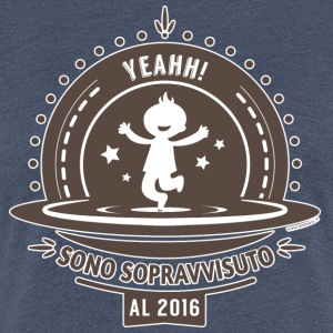 Survivor 2016 - Brown - Women's Premium T-Shirt