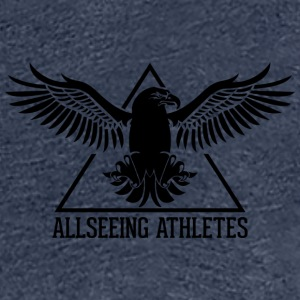 ALLSEEING Athlet - Frauen Premium T-Shirt