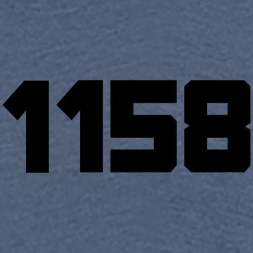 Munich Casual - 1158 Brustlogo - Frauen Premium T-Shirt